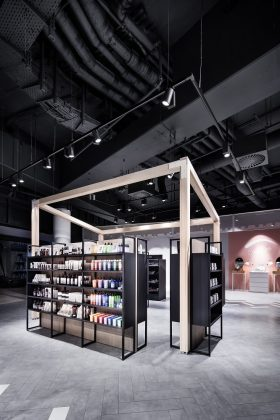 helles Holz, . Bild: M. Baitinger/Dittel Architekten