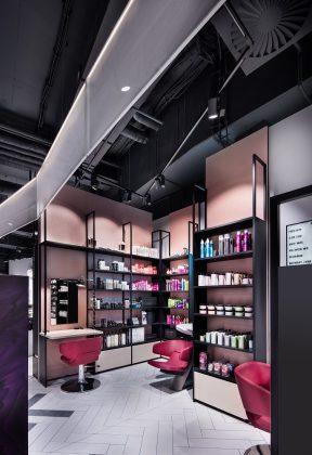 knalliges Pink oder … Bild: M. Baitinger/Dittel Architekten