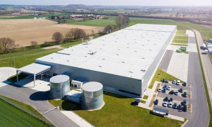 In Heinsberg produzieren rund 20 Mitarbeiter Dämmplatten. Bild: Firestone Building Products Company