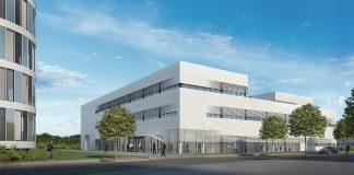 Rendering der Modellfabrik 2020. Bild: 3D Betrieb