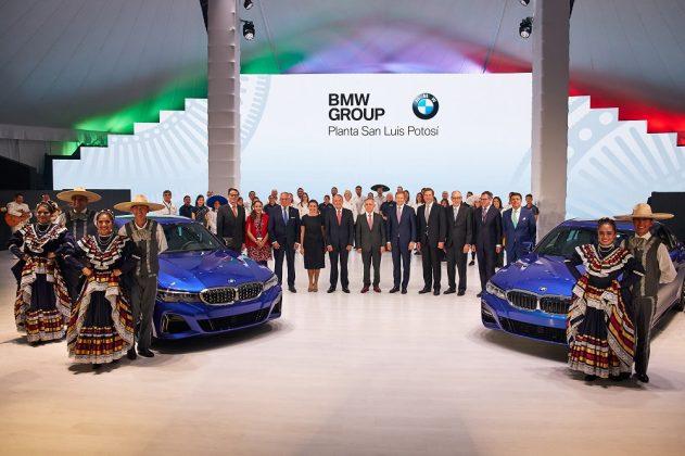 Grand Opening des neuen Werks in Mexiko. Bild: BMW