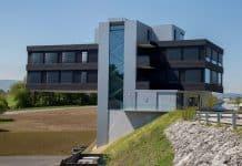Das neue Kunden- und Kompetenzzentrum von Domico. Bild: Domico.