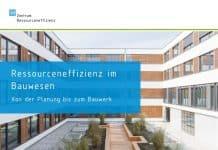 VDI ZRE Broschüre Ressourceneffizinez Bauwesen