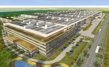 VGP Industriepark Logistikimmobilie Produktionsgebäude Projektentwicklung BMW KraussMaffe