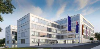 Rendering des Deutschland-Headquarters von CSL Behring. Bild: grabowski.spork GmbH/Sicknifikant