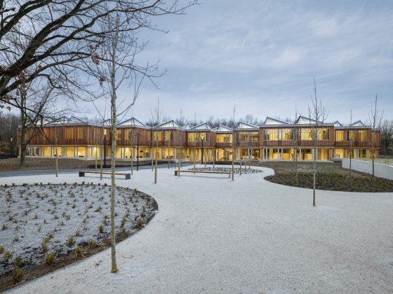 Akademie der Deutschen Gesellschaft für Internationale Zusammenarbeit in Bonn. Bild: T. Ross Fotografie