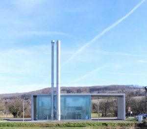 Sonderpreis industriebaupreis 2020 Heizkraftwerk Weil am Rhein