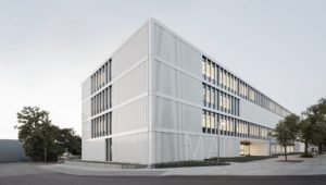 industriebaupreis 2020 TU Chemnitz MAIN