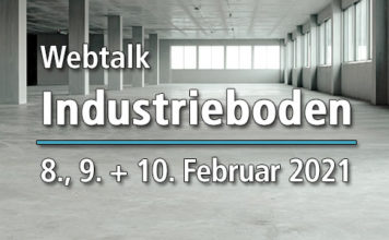 Webtalk Industrieboden 8.-10.02.2021