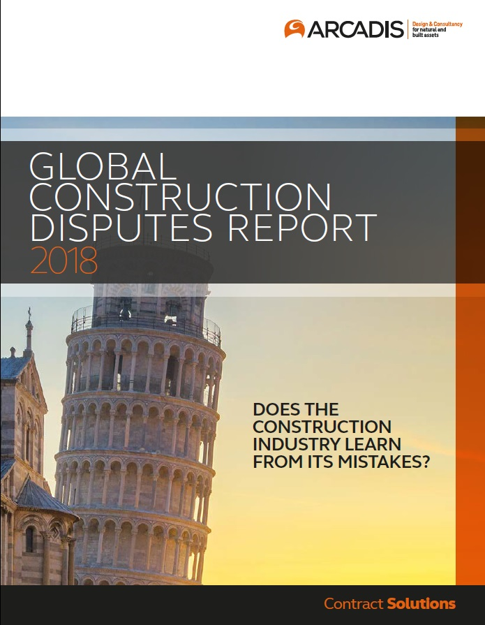 Arcadis Global Construction Disputes Report