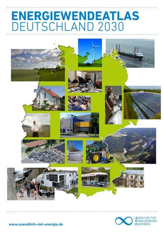 Energiewendeatlas Deutschland 2030