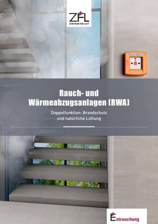 Rauch- und Wärmeabzugsanlagen (RWA)-Doppelfunktion: Brandschutz und natürliche Lüftung