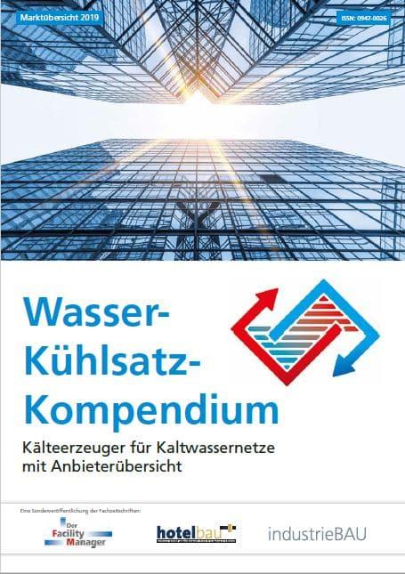 """Die Sonderpublikation """"Wasserkühlsatz-Kompendium"""""""