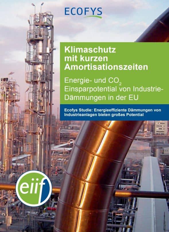 EU-Studie zur Industriedämmung