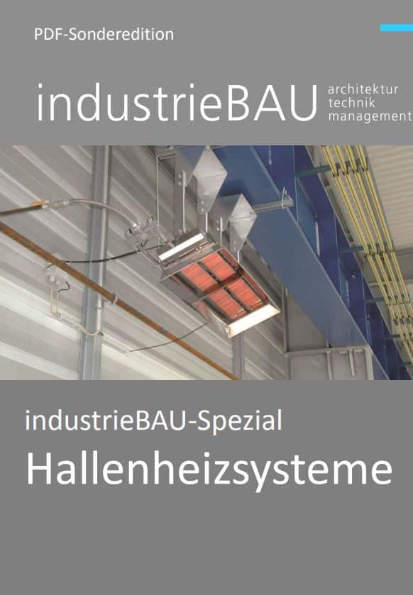 Marktübersicht & Checkliste dezentraler Hallenheizsysteme