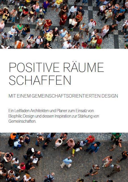 Designleitfaden Interface: Positive Räume schaffen
