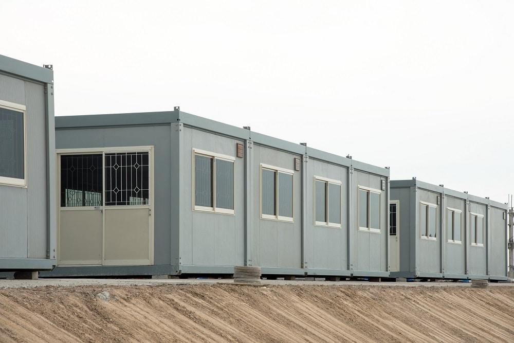 Praxisleitfaden: Anforderungen an Bauteile von Raumzellengebäuden als Stahltragkonstruktion
