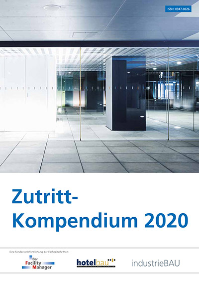 Zutritt-Kompendium 2020